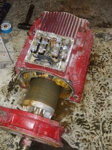 servicio de mantenimiento de bombas de agua