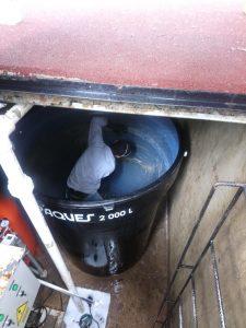 productos para limpieza de tanques de agua