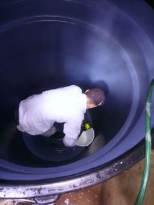certificado de limpieza y desinfeccion de tanques de agua