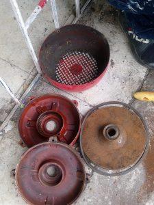 reparacion bombas de agua